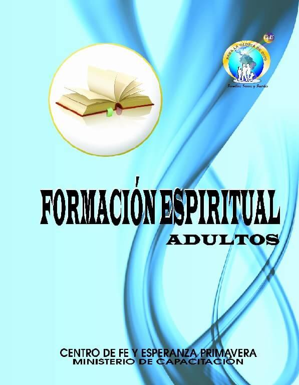 FORMACIO ESPIRITUAL 1.